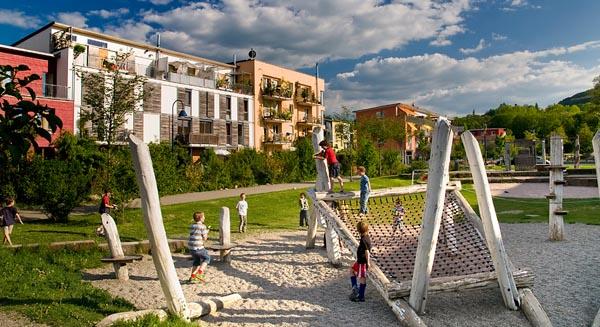 Freiburg Future Lab Urbanism Ecological Districts
